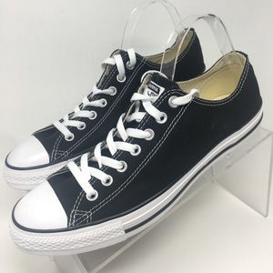 Converse Chuck Taylor All Star Black Low Top Shoe
